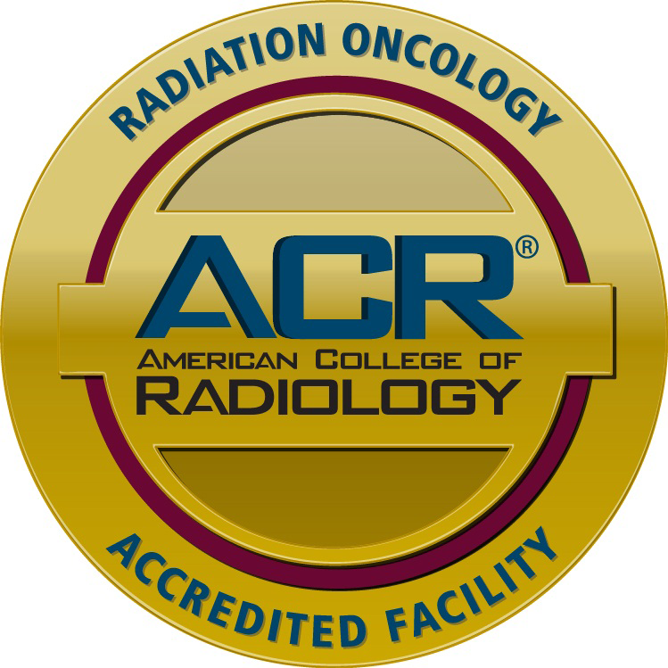 Icon |                          American College of Radiology (ACR) Accreditation for Radiation Oncology