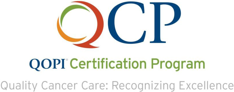 Icon |                          Quality Oncology Practice Initiative (QOPI) Certification