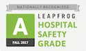 "Icon |                          ""A"" Rating in Patient Safety from The Leapfrog Group"