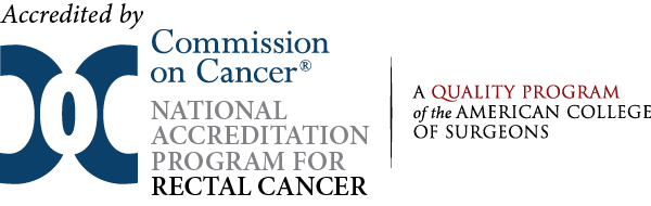 Icon |                          National Accreditation Program for Rectal Cancer (NAPRC)