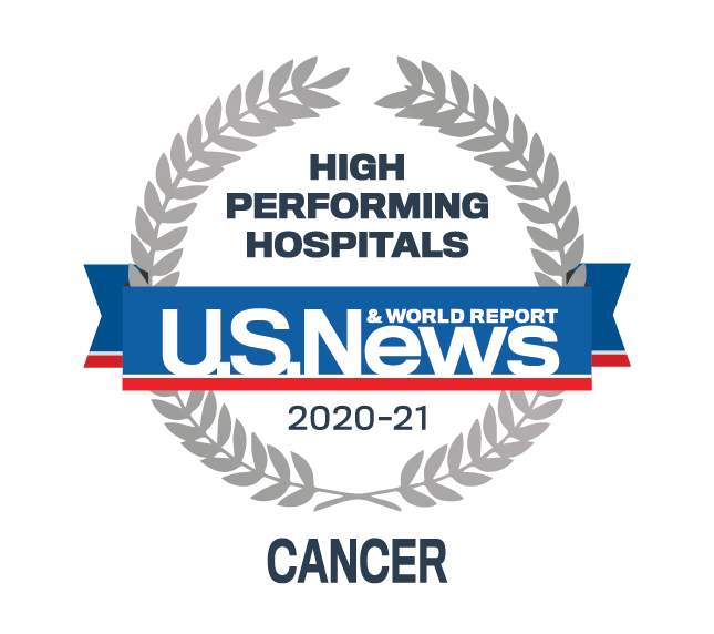 Icon |                          U.S. News and World Report - Cancer Treatment