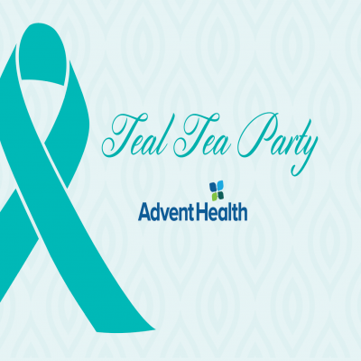 Teal Tea Lunch & Learn Cervical Cancer Event